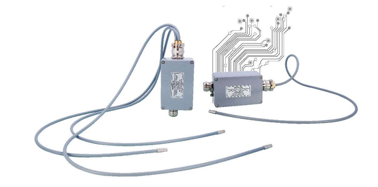 Infrared spark sensor IR-11 1 ex Zone21 / IR-13 1 ex Zone21